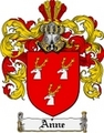 Thumbnail Anne Family Crest Anne Coat of Arms Digital Download