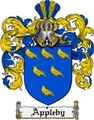 Thumbnail Appleby Family Crest Appleby Coat of Arms Digital Download