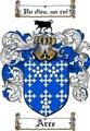Thumbnail Arce Family Crest  Arce Coat of Arms