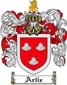 Thumbnail Arlie Family Crest Arlie Coat of Arms Digital Download