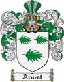Thumbnail Arnest Family Crest Arnest Coat of Arms Digital Download