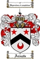 Thumbnail Arnote Family Crest  Arnote Coat of Arms