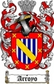 Thumbnail Arroyo Family Crest  Arroyo Coat of Arms