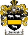 Thumbnail Ascough Family Crest Ascough Coat of Arms Digital Download
