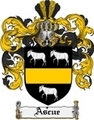 Thumbnail Ascue Family Crest Ascue Coat of Arms Digital Download
