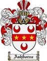 Thumbnail Ashborne Family Crest Ashborne Coat of Arms Digital Download