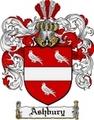 Thumbnail Ashbury Family Crest Ashbury Coat of Arms Digital Download