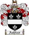 Thumbnail Ashfield Family Crest Ashfield Coat of Arms Digital Download
