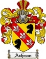 Thumbnail Ashman Family Crest Ashman Coat of Arms Digital Download
