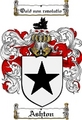 Thumbnail Ashton Family Crest  Ashton Coat of Arms