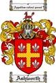 Thumbnail Ashworth Family Crest Ashworth Coat of Arms Digital Download