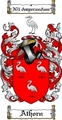 Thumbnail Athorn Family Crest  Athorn Coat of Arms
