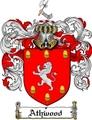 Thumbnail Athwood Family Crest  Athwood Coat of Arms