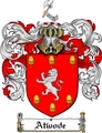 Thumbnail Atwode Family Crest  Atwode Coat of Arms