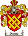 Thumbnail Audley Family Crest Audley Coat of Arms Digital Download
