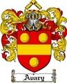Thumbnail Avary Family Crest  Avary Coat of Arms