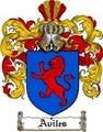 Thumbnail Aviles Family Crest  Aviles Coat of Arms