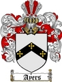 Thumbnail Ayers Family Crest / Ayers Coat of Arms