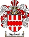 Thumbnail Aylworth Family Crest Aylworth Coat of Arms Digital Download