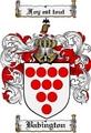 Thumbnail Babington Family Crest Babington Coat of Arms Digital Download
