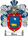 Thumbnail Baca Family Crest  Baca Coat of Arms