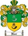 Thumbnail Baer Family Crest  Baer Coat of Arms
