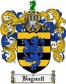 Thumbnail Bagnall Family Crest Bagnall Coat of Arms Digital Download