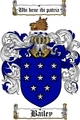 Thumbnail Bailey Family Crest / Bailey Coat of Arms