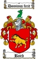 Thumbnail Baird Family Crest / Baird Coat of Arms