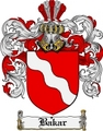 Thumbnail Bakar Family Crest  Bakar Coat of Arms