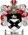 Thumbnail Baker Family Crest / Baker Coat of Arms