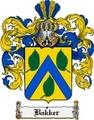 Thumbnail Bakker Family Crest  Bakker Coat of Arms