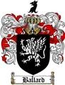 Thumbnail Ballard Family Crest / Ballard Coat of Arms