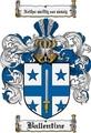 Thumbnail Ballentine Family Crest Ballentine Coat of Arms Digital Download