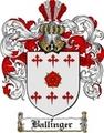 Thumbnail Ballinger Family Crest  Ballinger Coat of Arms