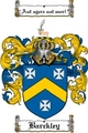Thumbnail Barckley Family Crest  Barckley Coat of Arms