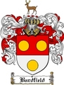 Thumbnail Bardfield Family Crest  Bardfield Coat of Arms