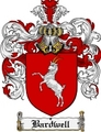 Thumbnail Bardwell Family Crest Bardwell Coat of Arms Digital Download