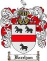 Thumbnail Bareham-2 Family Crest Bareham-2 Coat of Arms Digital Download