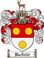 Thumbnail Barfeild Family Crest  Barfeild Coat of Arms
