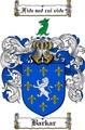 Thumbnail Barkar Family Crest  Barkar Coat of Arms