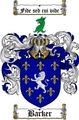Thumbnail Barker Family Crest / Barker Coat of Arms