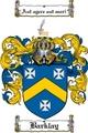Thumbnail Barklay Family Crest  Barklay Coat of Arms