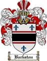 Thumbnail Barkston Family Crest  Barkston Coat of Arms