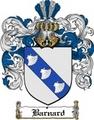 Thumbnail Barnard Family Crest  Barnard Coat of Arms