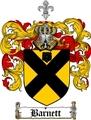 Thumbnail Barnett Family Crest / Barnett Coat of Arms