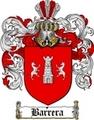 Thumbnail Barrera Family Crest  Barrera Coat of Arms