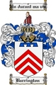 Thumbnail Barrington Family Crest Barrington Coat of Arms Digital Download
