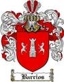 Thumbnail Barrios Family Crest  Barrios Coat of Arms