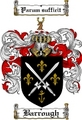 Thumbnail Barrough Family Crest  Barrough Coat of Arms